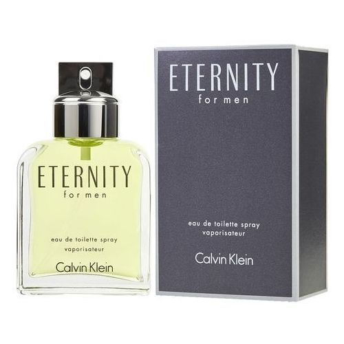 eternity for men 200ml woda toaletowa [m] marki Calvin klein