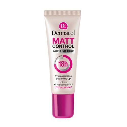Dermacol Matt Control Make-up Base | Matująca baza pod makijaż 20ml