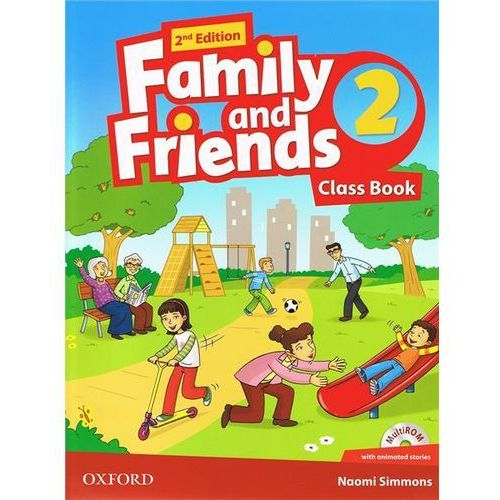 Family And Friends 2ed 2 Sb, Oxford University Press