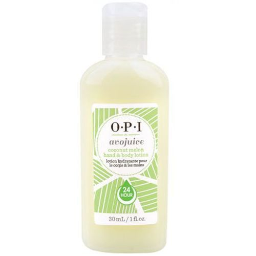 OPI AVOJUICE COCONUT MELON HAND & BODY LOTION Balsam do dłoni i ciała - kokos i melon (28 ml)