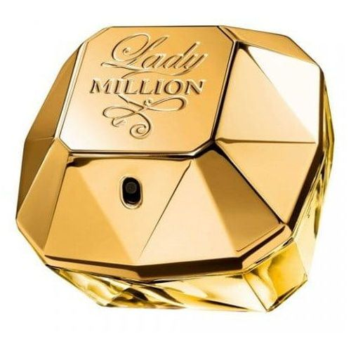 Paco rabanne lady million 80ml edp tester