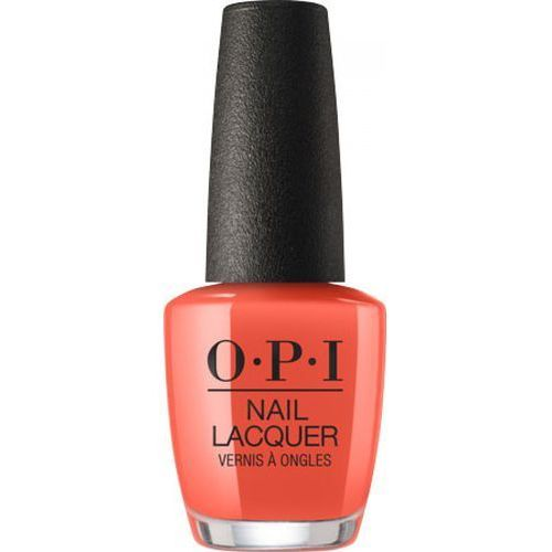 OPI Nail Lacquer MY CHIHUAHUA DOESN'T BITE ANYMORE Lakier do paznokci (NLM89)