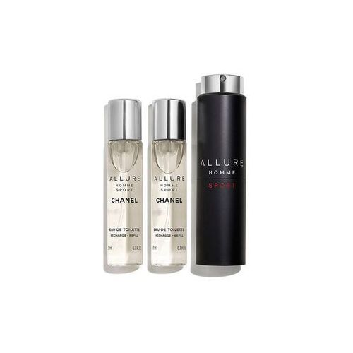 Chanel allure homme sport, woda toaletowa, 3x20ml (m) (3145891238006)