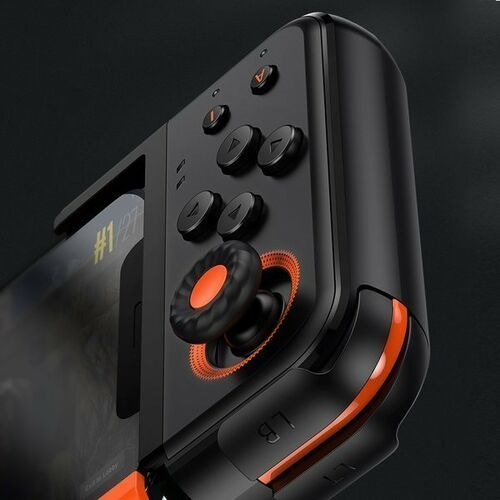 Baseus One-Handed Gamepad | Bezprzewodowy kontroler do gier pad do telefonu bluetooth - Gamepad (6953156216419)