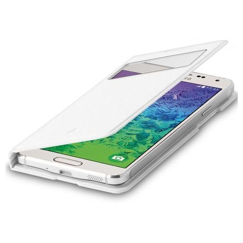 Etui TTEC Flip Case Smart Slim do Samsung Galaxy S5 Mini Biały (8694470555379)