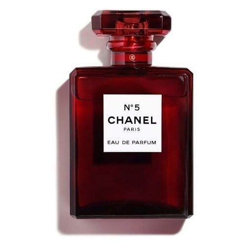 Chanel no 5 red edition 100ml edp tester