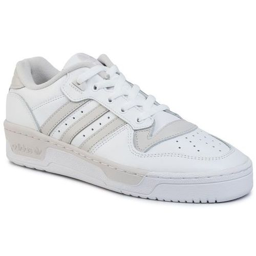 Buty adidas - Rivalry Low EE4966 FTwht/Ftwht/Greone