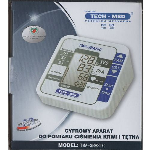 TechMed TMA-3 BASIC
