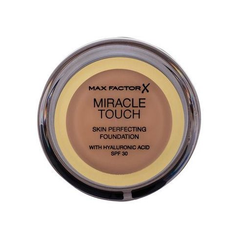 Max Factor Miracle Touch Skin Perfecting SPF30 podkład 11,5 g dla kobiet 070 Natural
