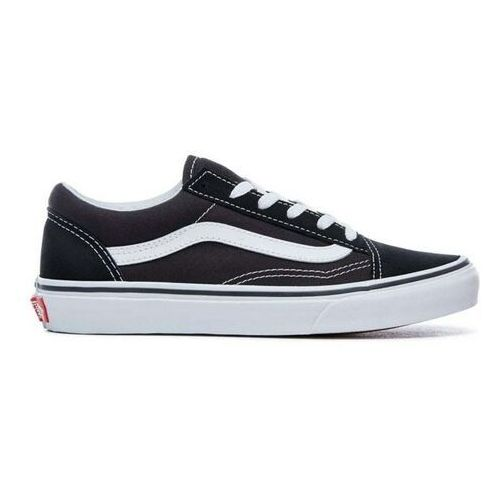 Buty - old skool black/true white (6bt) rozmiar: 31.5 marki Vans