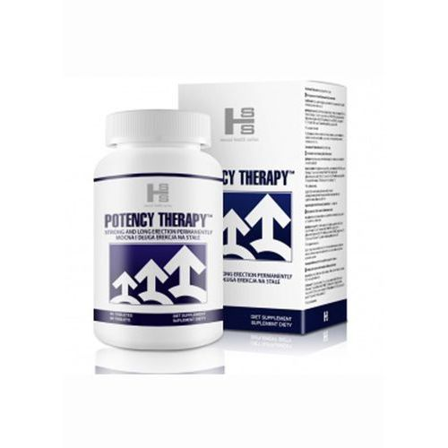 Potency therapy 60tabletek, 4000903
