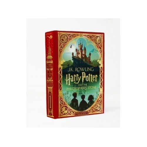 Harry Potter and the Philosopher's Stone: MinaLima Edition (9781526626585)