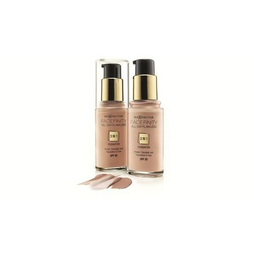 Max Factor Facefinity make up 3 w 1 odcień 60 Sand SPF20 (All Day Flawless) 30 ml (5410076971596)