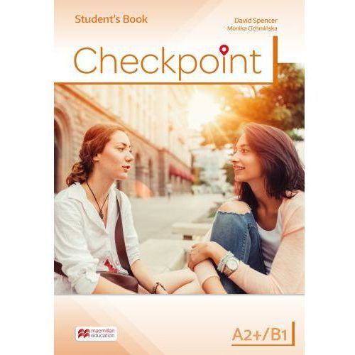 Checkpoint A2+/B1. Student's Book (9788381520003)