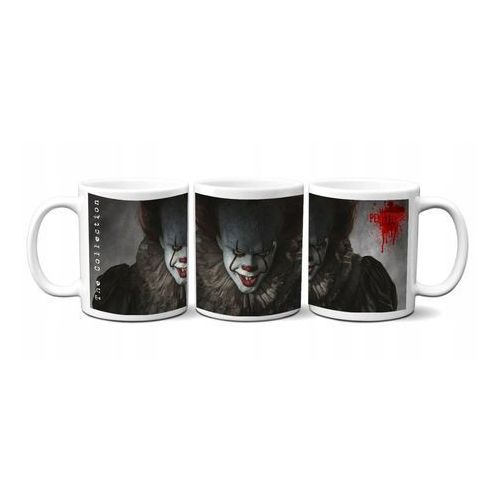 KUBEK 300ml Horror IT ' TO ' Pennywise