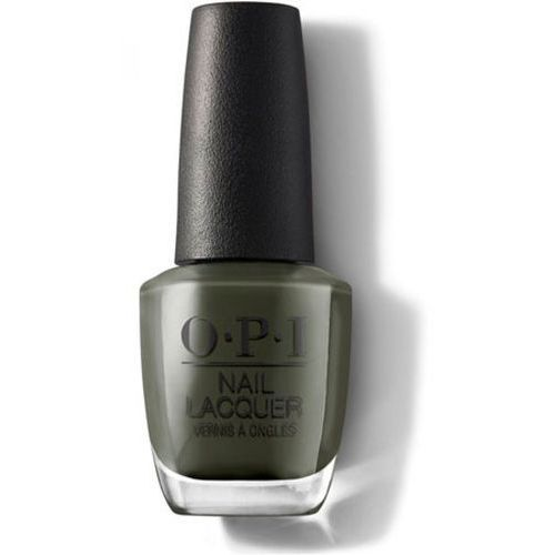 OPI Nail Lacquer THINGS I'VE SEEN IN ABER-GREEN Lakier do paznokci (NLU15)