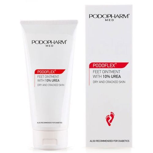 podoflex feet ointment with 10% urea maść do stóp z mocznikiem 10% marki Podopharm