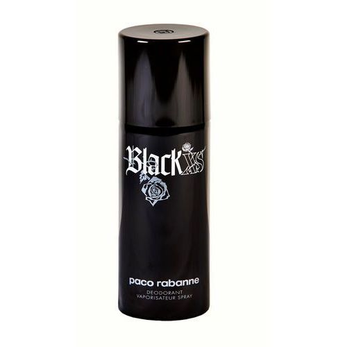 Paco Rabanne Black XS Men Dezodorant spray 150 ml - Paco Rabanne