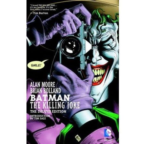 Alan Moore - Batman (9781401216672)