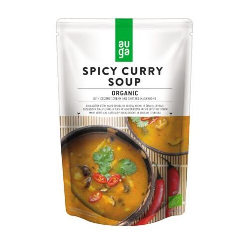Auga Ostra zupa curry 10 x 400 g
