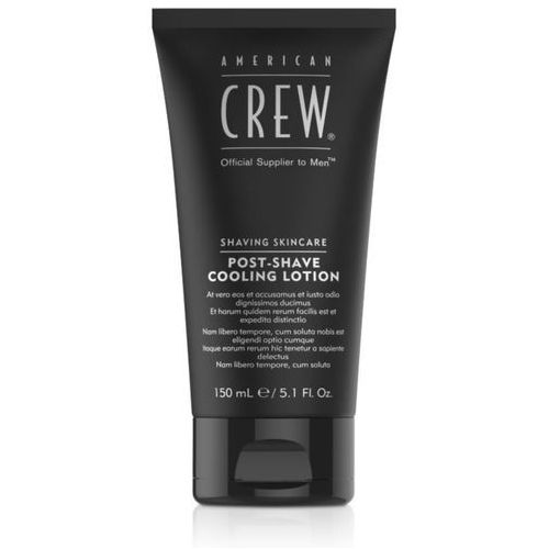 Ac post-shave cooling lotion 150ml marki American crew