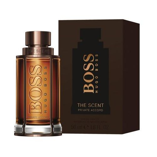 HUGO BOSS The Scent Private Accord EDT 50 ml Dla Panów (3614227391758)