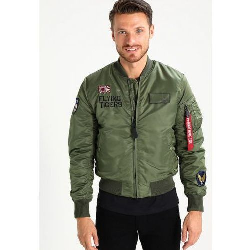 Alpha Industries Kurtka lotnicza MA-1 VF Flying Tigers męska (178103)