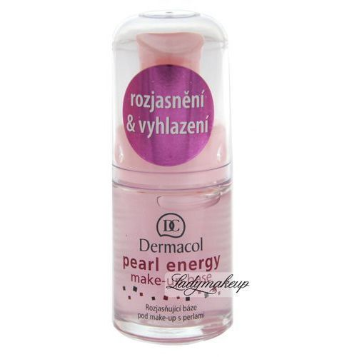 Dermacol Pearl Energy Makeup Base 15ml W Baza pod podkład