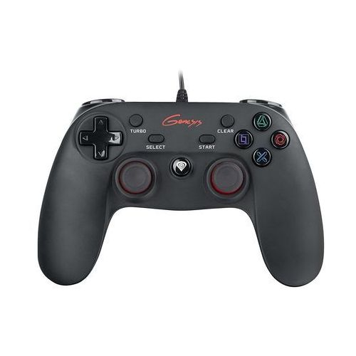 Natec gamepad genesis p65 (pc/ps3) (5901969401424)