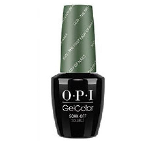 OPI GelColor SUZI - THE FIRST LADY OF NAILS Żel kolorowy (GC-W55)