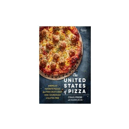 United States of Pizza (9780789329448)