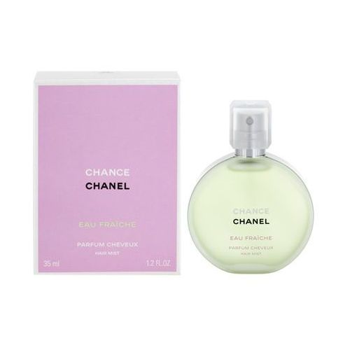chance eau fraiche perfumy do włosów - hair mist 35ml marki Chanel
