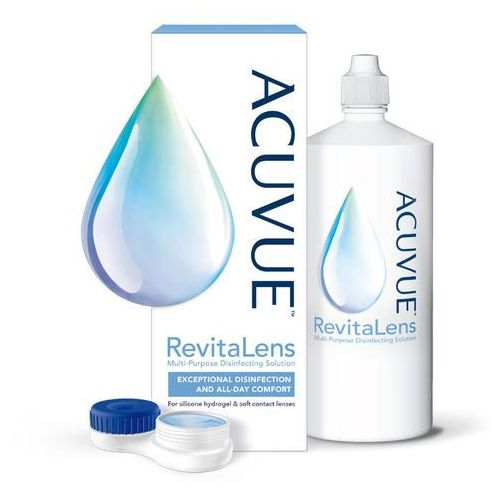 Acuvue revitalens 100 ml marki Johnson & johnson
