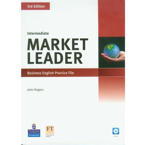 Market Leader Intermediate Practice File and Practice File C (9781408236963)